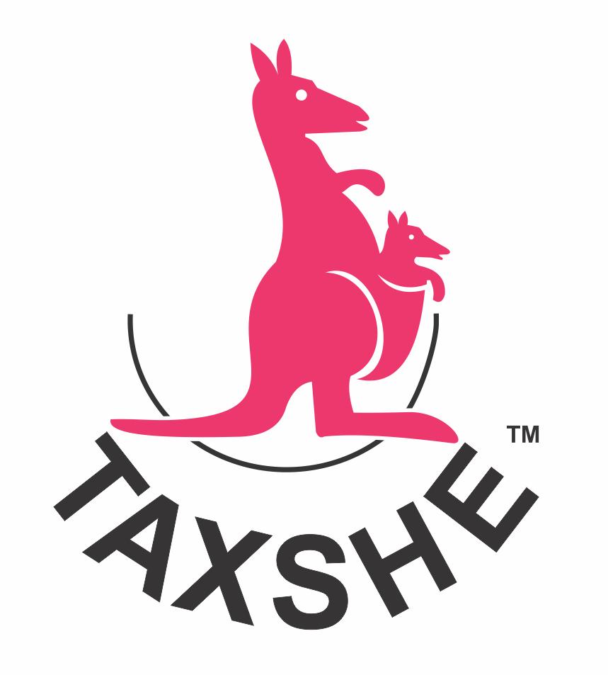 The Taxshe logo